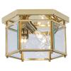 Sea Gull Lighting 7648 Polished Brass