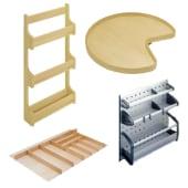 Shop Pantry & Cabinet Shelves