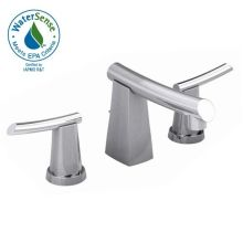 Green Tea Widespread Bathroom Faucet with Pullout Faucet Head and Speed Connect Technology