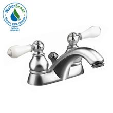 Hampton Centerset Bathroom Faucet with Speed Connect Technology