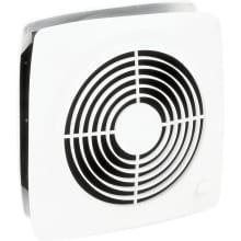 180 CFM 4.5 Sone Wall Mounted HVI Certified Room to Room Utility Fan