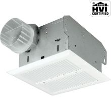 50 CFM 1.5 Sone Ceiling or Wall Mounted Energy Star Rated and HVI Certified Utility Fan