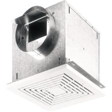 214 CFM 2 Sone Ceiling or Wall Mounted Ventilator