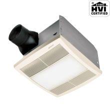 Builder Pack with Fan, Fluorescent Light, 80 CFM, 0.8 Sones, Energy Star