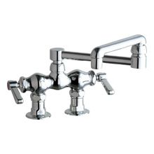 Chicago Faucets 772-DJ13AB
