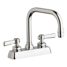 Chicago Faucets W4D-DB6AE35-369AB