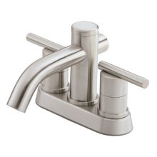 Centerset Bathroom Faucet From the Parma Collection (Valve Included)