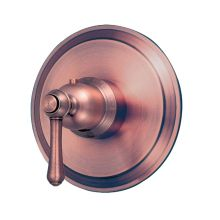Thermostatic Valve Trim with Lever Handle From the Opulence Collection (Less Valve)