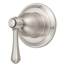 Volume Control Valve Trim with Lever Handle From the Opulence Collection (Less Valve)