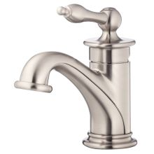 Single Hole Bathroom Faucet From the Prince Collection (Valve Included)