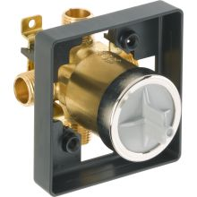 Universal Mixing Rough-In Valve - For Use with All Delta Shower Mixing Valve Trims