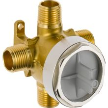 Universal Diverter Rough-In Valve - For Use with All Delta 3 or 6 Function Diverter Trims
