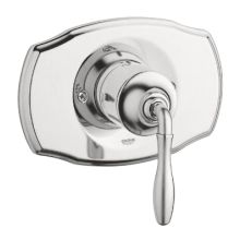 Seabury Single Handle Grohsafe Pressure Balanced Trim only with Metal Lever Handle