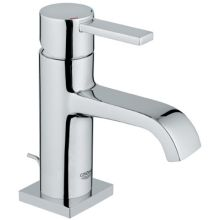 Allure Single Hole Bathroom Faucet with SilkMove Technology - Free Metal Pop-Up Drain Assembly with purchase