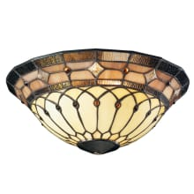 Kichler Tiffany Art Glass CFL Bowl Kit