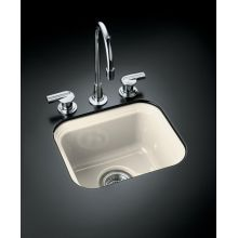 Single Basin Cast Iron Bar Sink from the Northland Series