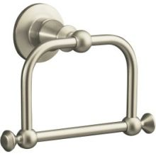 Traditional Nostalgic Towel Ring for Bath and Powder Rooms from Antique Collection