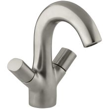 Oblo Single Hole Bathroom Faucet - Free Metal Pop-Up Drain Assembly with purchase