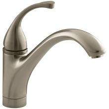 Single Handle Kitchen Faucet from the Forte Collection
