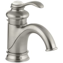 Fairfax Single Hole Bathroom Faucet - Free Metal Pop-Up Drain Assembly with purchase