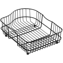 Hartland Stainless Steel Right Side Wire Rinse Basket