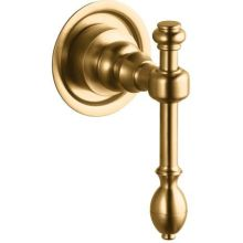 IV Georges Brass Thermostatic Valve Trim Only