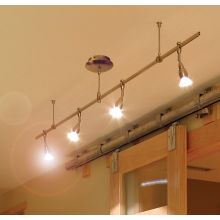LBL Lighting Straight Rail Monorail System Kit