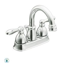 Double Handle Centerset Bathroom Faucet from the Caldwell Collection (Valve Included)
