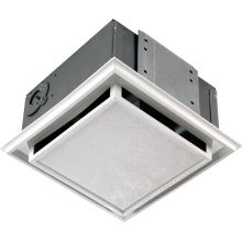 Non-Ducted Ceiling or Wall Mounted Bath Fan