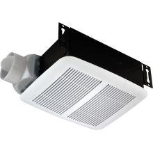 80 CFM 2.5 Sone Ceiling or Wall Mounted HVI Certified Utility Fan
