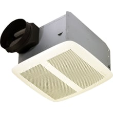 150 CFM 1.4 Sone Ceiling Mounted Energy Star Rated HVI Certified Bath Fan from the QT Collection