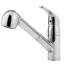 Pfirst Series Pullout Spray Professional Kitchen Faucet