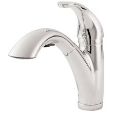 Treviso 3 Function Pullout Kitchen Faucet with Flex-Line Supply Lines and Pfast Connect Technologies