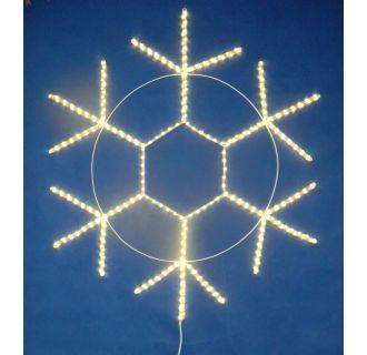 Christmas at Winterland LED-SNOWF-36-WW