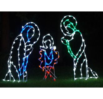Christmas at Winterland WL-GM101-LED