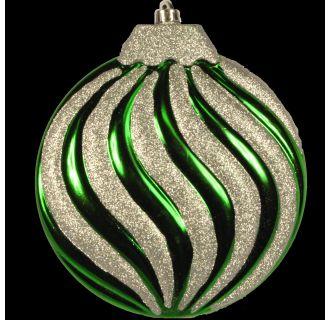 Christmas at Winterland WL-ORN-CS-GR/SLV