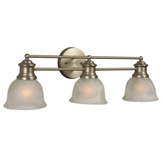 Craftmade 19822-3 Transitional Bathroom Fixture