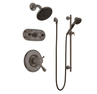 Delta Leland Monitor 17 Series Shower Package