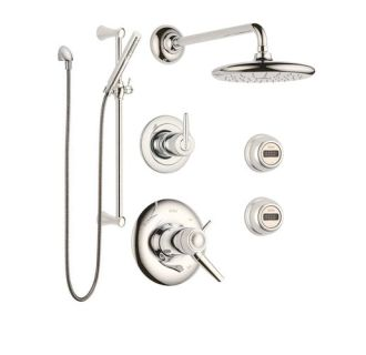 Delta Rizu Monitor 17 Series Shower System
