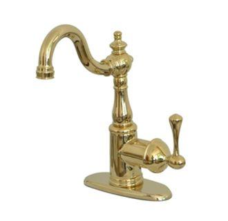 Kingston Brass KS749.BL
