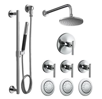 Kohler K-PURIST-SHWR-SYSTEM-3BS