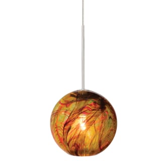LBL Lighting Paperweight Amber Monorail