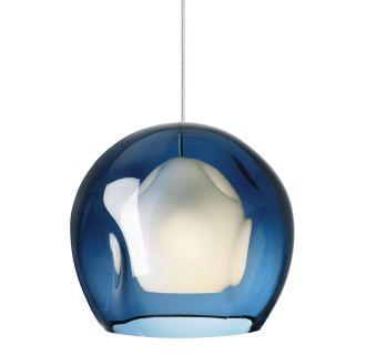 LBL Lighting Mini Jasper Steel Blue 50W Monorail