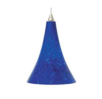 Tech Lighting Melrose Pendant-Blue-Violet