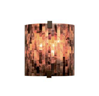 Tech Lighting Essex Wall-Brown Shell