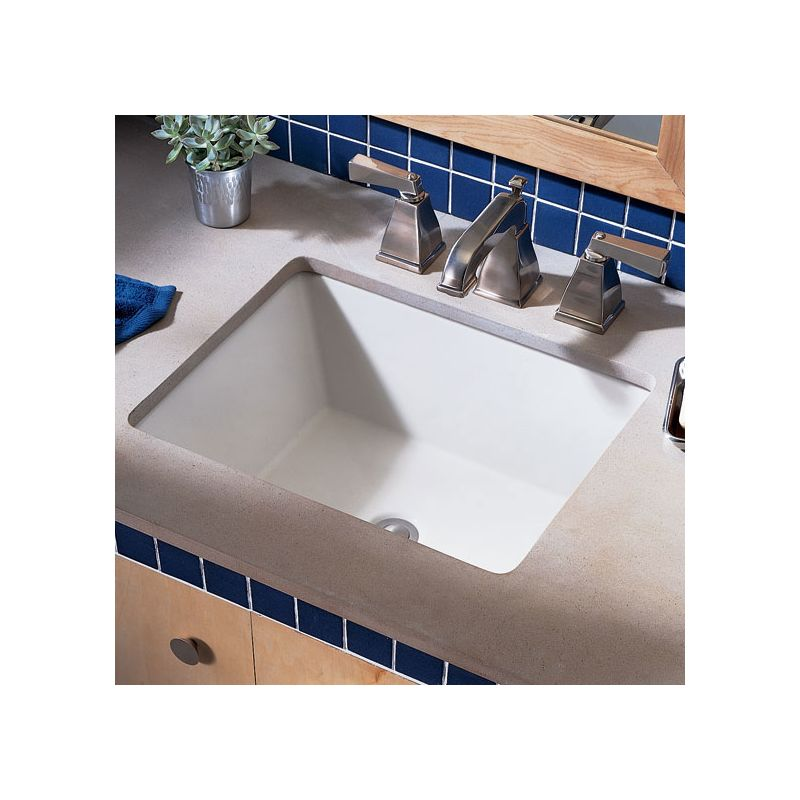 American Standard 0610 000 222 Linen 610 Bathroom Sink