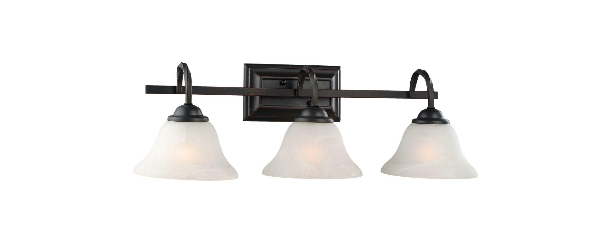 Design House 514901 Oil Rubbed Bronze Bathroom Light