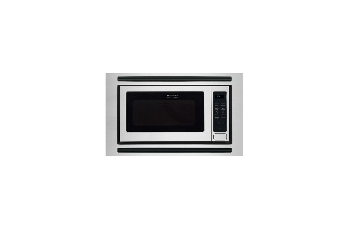 Frigidaire fpmo209rf stainless steel for Built in microwave 24 inches wide