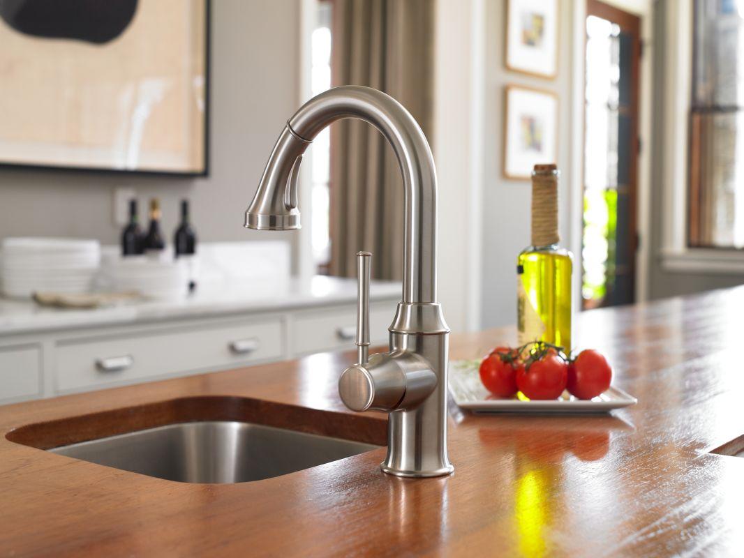 Hansgrohe 04216 Kitchen Faucet Build Com