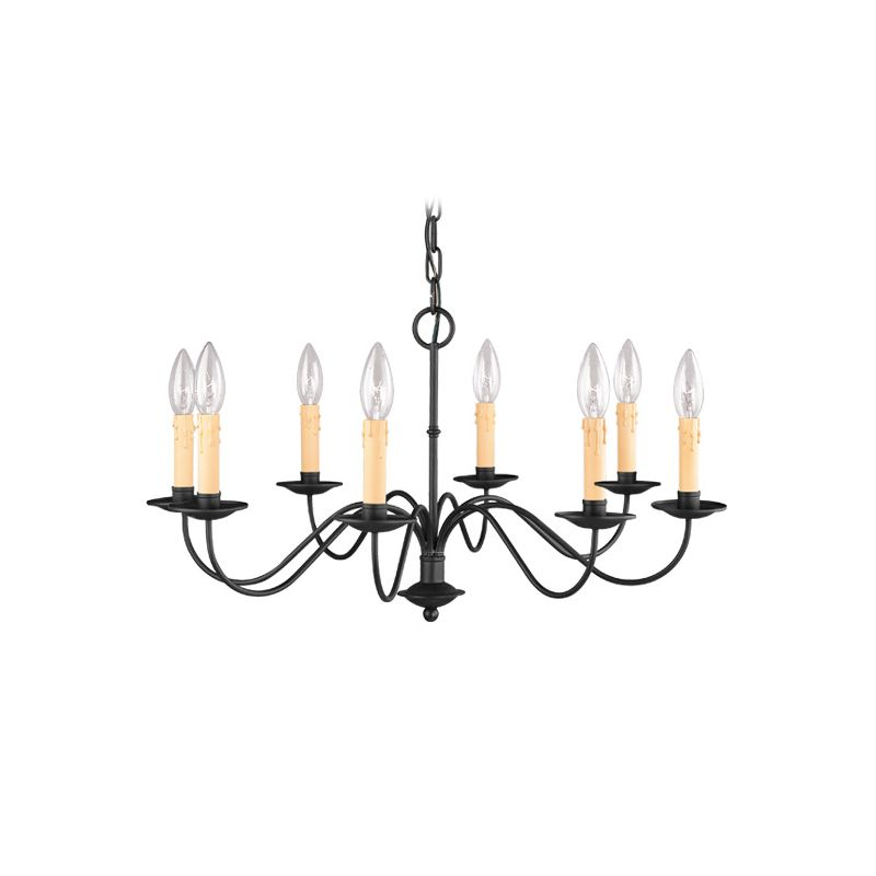 8 Light Candelabra Chandelier